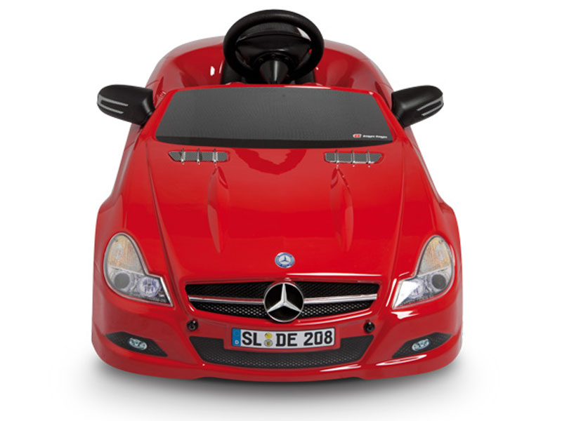 Toy Mercedes SL Battery Operated Ride On Car For Kids